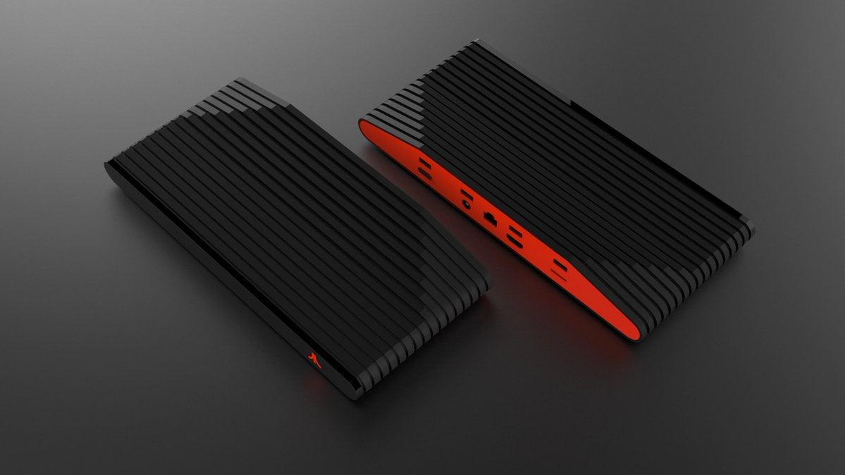 image console de jeux vidéo atari VCS