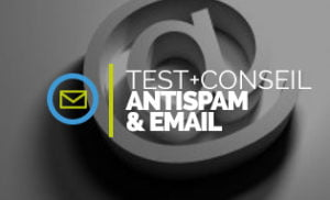 Test antispam & conseils dans l'optimisation d'envoi d'emails