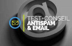 Test antispam & conseils dans l'optimisation d'envoi d'emails