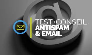image test antispam pour email