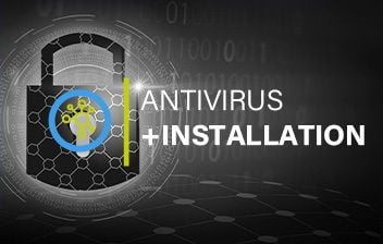antivirus et installation