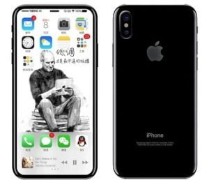 iphone 8 rumeurs
