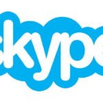 logo skype hd