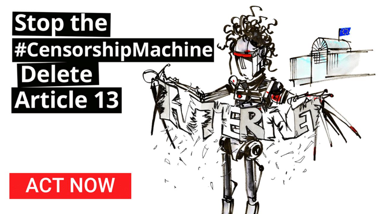 stop the censor machine european