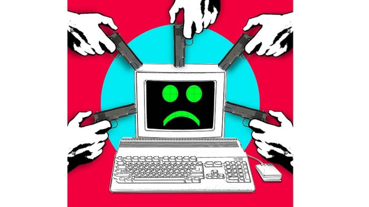 edf virus ordinateur réseau électrique