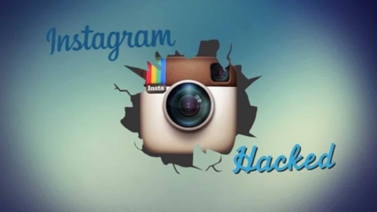 Instagram piraté - hacked !